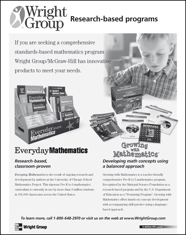 Wright Group ad
